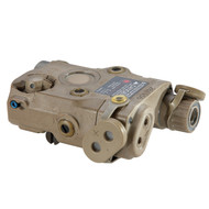 EOTech ATPIAL-C (AN/PEQ-15) Advanced Target Visible/IR/Illuminator Laser System (Tan)