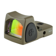 Trijicon RMR Type 2 RM06 Adjustable LED Red Dot Optic (3.25MOA Dot, Flat Dark Earth)