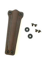 Sagewood Gear Leather Sheath System for Winkler Tactical Pick
