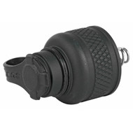SUREFIRE SCOUT LIGHT REAR CAP (Black, For Tape Switch)