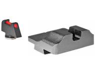 Warren Tactical Fiber Optic Sight Set for Standard Glocks (19/17/23/22)
