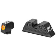 Trijicon HD XR Glock MOS Night Sights (Orange)