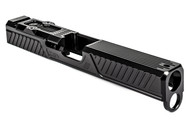 ZEV Z17 CITADEL STRIPPED SLIDE WITH RMR PLATE (3RD GEN, BLACK)