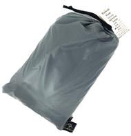 Etowah Outfitters 10x10 SilNy Tarp (Grey)