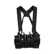 Haley D3CRX Chest Rig (Black)