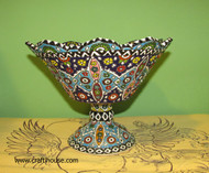 Pedestal Fruit Bowl