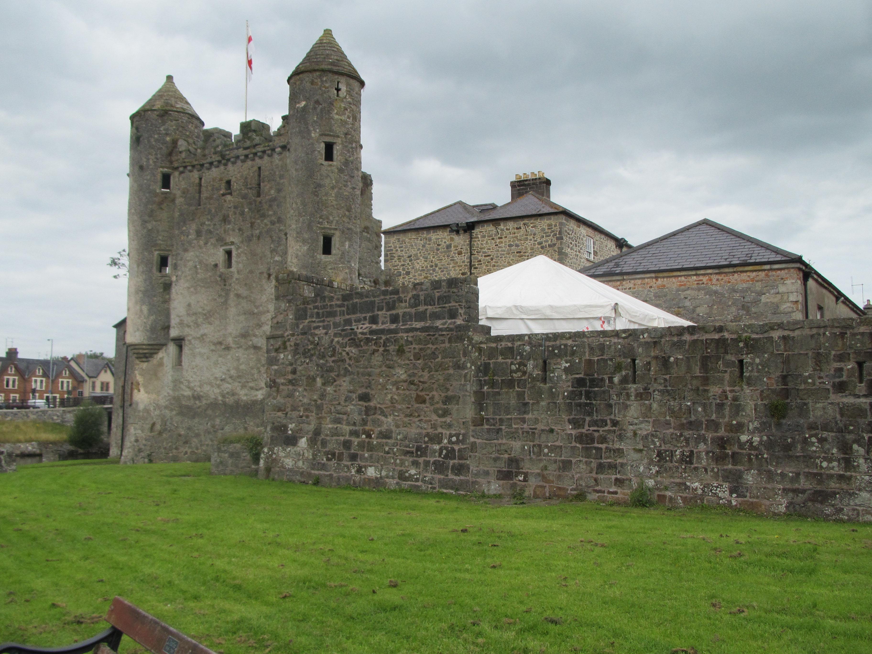 McGuire Castle in Enniskillen