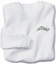 Irish Himself Crew Sweatshirt   Irish Rose Gifts