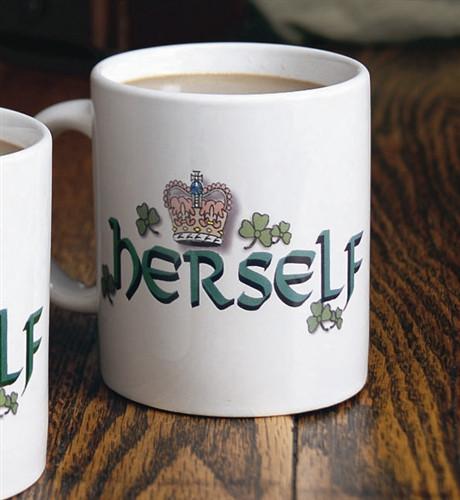 Irish Herself Ceramic Mug | Irish Rose Gifts