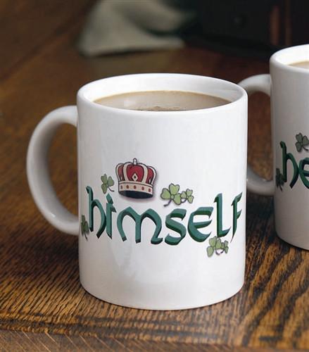 Irish Himself Ceramic Mug | Irish Rose Gifts