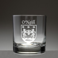 Irish Coat of Arms Tumbler Glasses | Irish Rose Gifts
