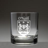 Irish Coat of Arms Tumbler Glasses | Irish Rose Gifts