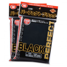 KMC Perfect Size Sleeves - Standard Sized 80 Ct.