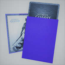 Ultimate Guard Katana Sleeves Standard Size Blue