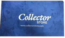 Collector Store Playmat Blue