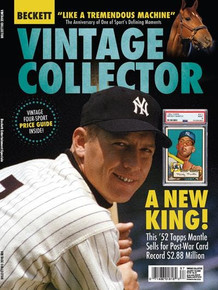 Beckett Vintage Collector - Bimonthly