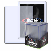 BCW Thick Card Topload Holder - 240 PT.