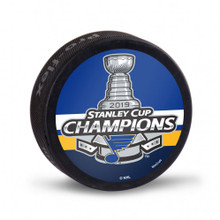 STANLEY CUP CHAMPIONS ST. LOUIS BLUES STANLEY CUP HOCKEY PUCK