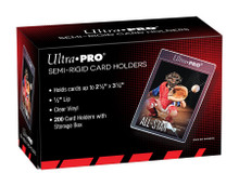 Ultra Pro Stor Safe Semi-Rigid Card Holders