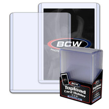 BCW 3x4 138pt Top Loader 10 Pack
