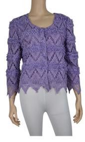 pretty angel Purple Jacket