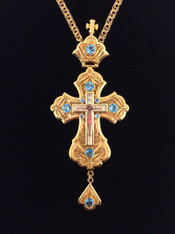 Jeweled Cross #30