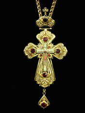 Jeweled Cross #31