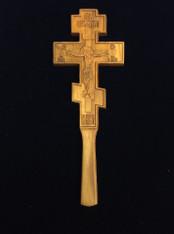 Wooden Hand Cross #2