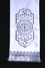 Large Gospel/Epistle Marker - White #1