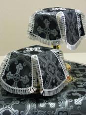 Aer and Chalice Veil Set - Black #4