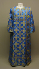 Deacon's Vestments: Blue #4 - 48 / 150