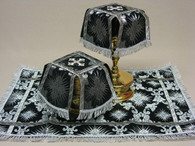 Aer and Chalice Veil Set - Black #5