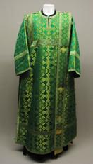 Deacon's Vestments: Green #6 - 52-54 / 150