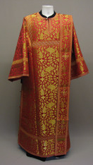 Deacon's Vestments: Red #8 - 50-52 / 150