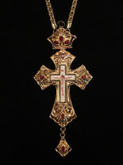 Jeweled Cross #36
