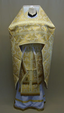 Russian Priest's Vestments: Gold #21 -  52 / 150