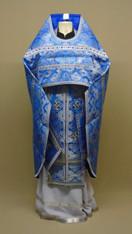 Russian Priest's Vestments: Blue #17 - 48 /145