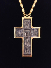 Gold Pectoral Cross #14