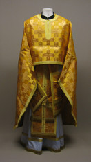 Greek Priest's Vestments: Gold #14 - 52/155