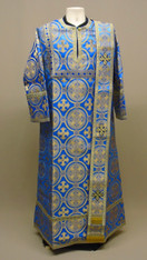 Deacon's Vestments: Blue #8 - 50 / 150