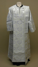 Deacon's Vestments: White #8 - 50 / 145