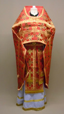 Russian Priest's Vestments: Red #14 - 50 / 145