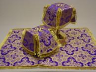 Aer and Chalice Veil Set - Purple #8