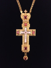 Jeweled Cross #41