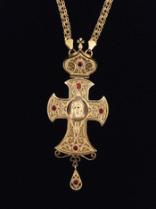 Jeweled Cross #43