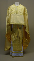 Greek Priest's Vestments: Gold #15 - 52/145