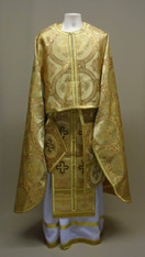 Greek Priest's Vestments: Gold #16 - 52/140