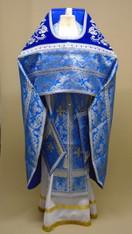 Russian Priest's Vestments: Blue #18 - 54/150