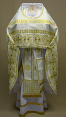 Russian Priest's Vestments: White #22 - 54/150