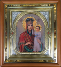 Mother of God Icon (Mounted)